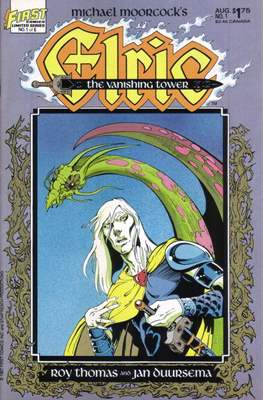 Elric: The Vanishing Tower (Comic Book) #1