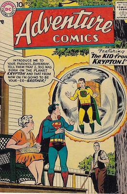 New Comics / New Adventure Comics / Adventure Comics (1935-1983 ; 2009-2011) (Comic Book) #242