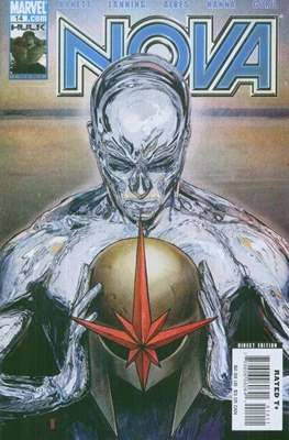 Nova Vol. 4 (Comic-Book) #14