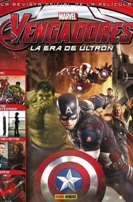 Los Vengadores. La era de Ultrón. Revista oficial de la película