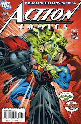 Action Comics Vol. 1 (1938-2011; 2016-) (Comic Book) #853