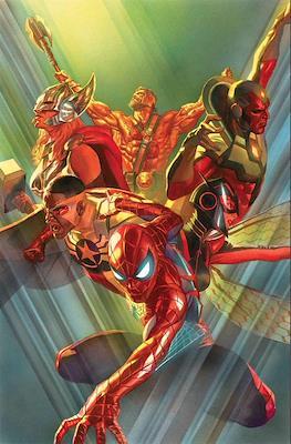 Los Vengadores de Mark Waid. Marvel Now! Deluxe #2