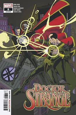 Doctor Strange (Vol. 5 2018-) (Comic book) #8
