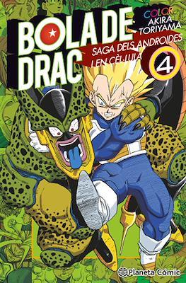 Bola de Drac Color: Saga dels Androides y en Cèl·lula #4