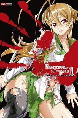 Highschool of the Dead. Fullcolor Edition (Rústica) #1