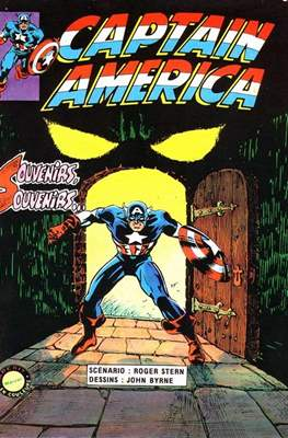 Captain America Vol. 2 #4