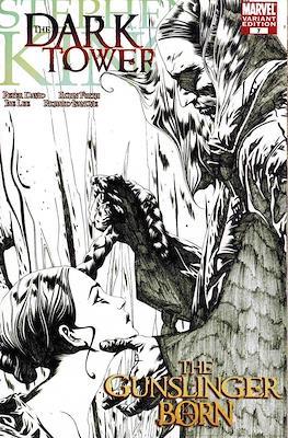 Dark Tower: The Gunslinger Born (Variant Sketch Cover) (Comic Book 40 pp) #7