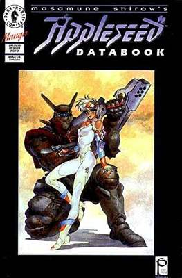 Appleseed Databook (Grapa) #2