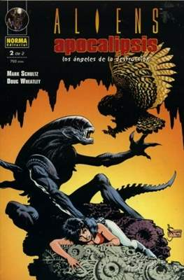 Aliens: Apocalipsis - Los ángeles de la destrucción (Rústica 48 pp) #2