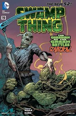 Swamp Thing vol. 5 (2011-2015) #19