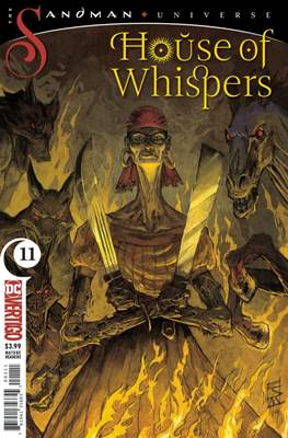 House Of Whispers (Comic book) #11
