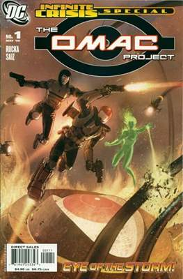 The OMAC Project: Infinite Crisis Special (2006)