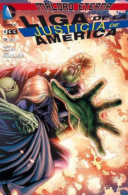 Liga de la Justicia de América (Grapa 32 pp) #10