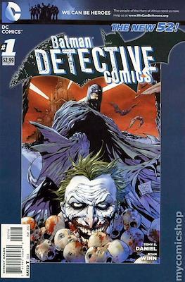 Batman Detective Comics Vol. 2 (2011-2016 Variant Cover) #1.1
