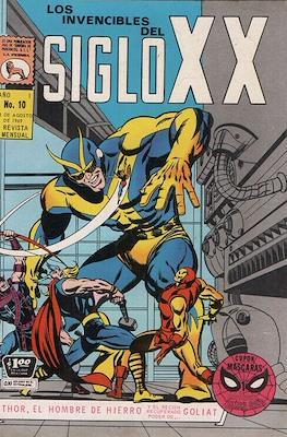 Los Invencibles del Siglo XX #10