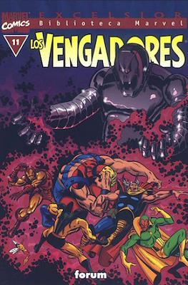 Biblioteca Marvel: Los Vengadores (1999-2001) (Rústica 160 pp) #11