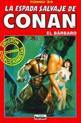 La Espada Salvaje de Conan el Bárbaro. Edición coleccionistas (Rojo) #34