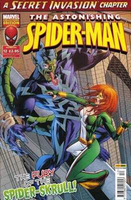The Astonishing Spider-Man Vol. 3 (Comic Book) #12