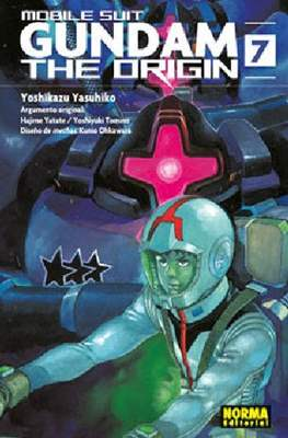 Mobile Suit Gundam. The Origin #7