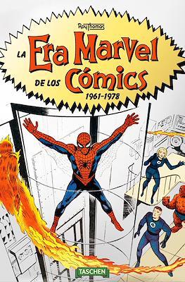 La Era Marvel de los cómics. 1961–1978
