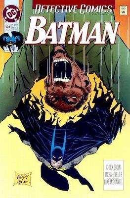 Detective Comics Vol. 1 (1937-2011; 2016-) (Comic Book) #658