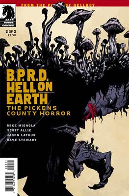 B.P.R.D. (Comic Book) #91