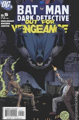 Batman: Dark Detective (2005) (Grapa) #5