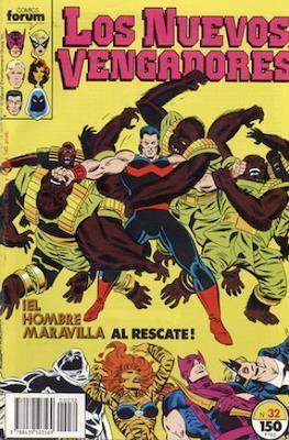 Los Nuevos Vengadores Vol. 1 (1987-1994) (Grapa 32 pp) #32