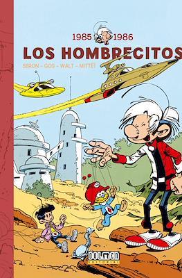 Los Hombrecitos (Cartoné 160 pp) #8