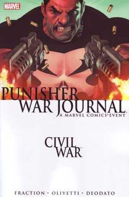 Punisher War Journal Vol 2