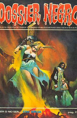 Dossier Negro (Rústica y grapa [1968 - 1988]) #43