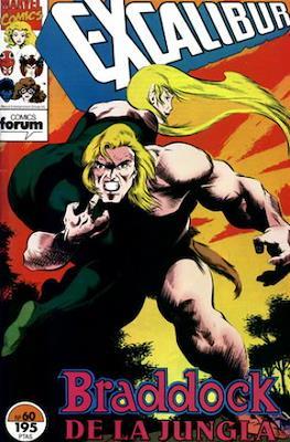 Excalibur Vol. 1 (1989-1995) (Grapa) #60