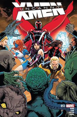 Uncanny X-Men (Vol. 4 2016-2017) (Comic-book) #13