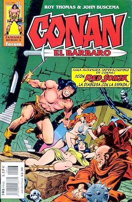 Conan el Bárbaro (1998-2001) (Grapa 24 pp) #43
