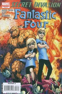 Secret Invasion: Fantastic Four (Comic-Book / Digital) #3