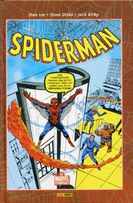 Spiderman. Stan Lee - Steve Ditko - Jack Kirby (Cartoné 320 pp) #1