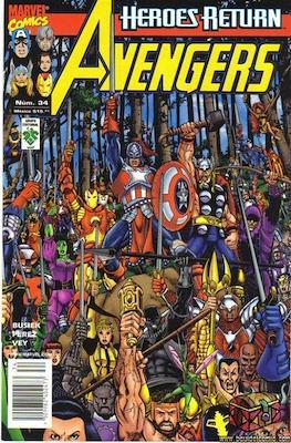 Avengers (Grapa) #34