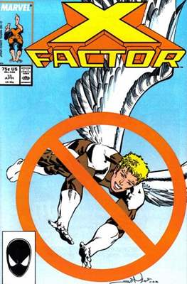 X-Factor Vol. 1 (1986-1998) (Comic Book) #15