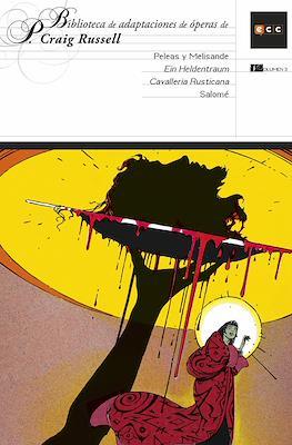 Biblioteca de adaptaciones de óperas de P. Craig Russell (Cartoné 144 pp) #3