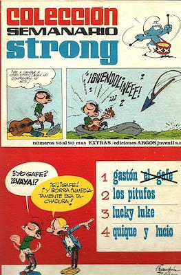 Colección Semanario Strong #8