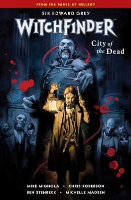 Witchfinder (Softcover) #4