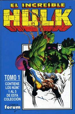 Hulk Vol. 3 (Retapado. 17x26. Color.) #1