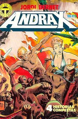 Andrax (Grapa 52 pp) #4