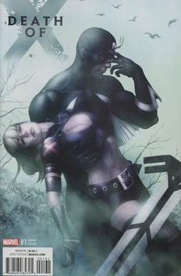 Death of X (Comic-Book) #1.1