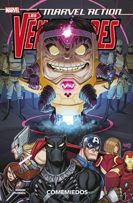 Marvel Action. Los Vengadores #3