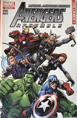Marvel Monster Edition Avengers Assemble