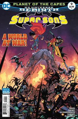 Super Sons (2017 - 2018 Comic-book) #9