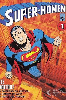 Super-Homem. 1ª série (Grapa) #1
