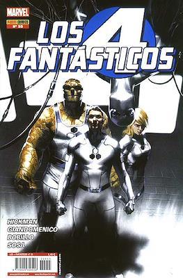 Los 4 Fantásticos / Los Cuatro Fantásticos Vol. 7 (2008-) (Grapa 24-48 pp) #55