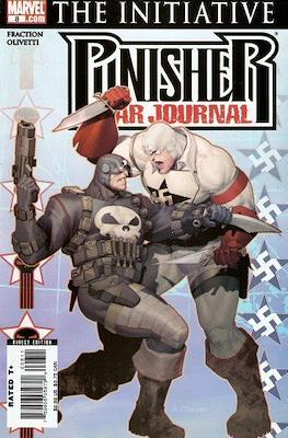 Punisher War Journal Vol 2 (Comic Book) #8